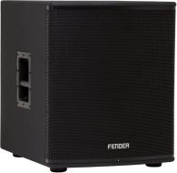 FENDER PRO FENDER Fortis™ F-18SUB 18' Powered Subwoofer активный сабвуфер 1000Вт, 18' динамик, 134дБ, Bluetooth