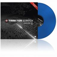 Native Instruments Traktor Scratch Pro Control Vinyl Blue Mk2