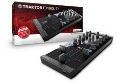 Native Instruments Traktor Kontrol Z1 dj контроллер