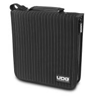 UDG CD Wallet 128 Black/Grey Stripes
