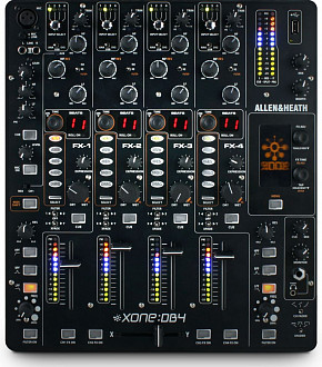 Allen & Heath XONE:DB4 dj микшер