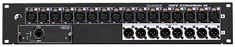 Soundcraft MSB-16 Cat5 Mini Stagebox 32 (3U)
