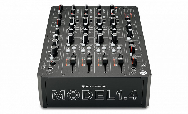 PLAYdifferently представляет DJ микшер MODEL 1.4