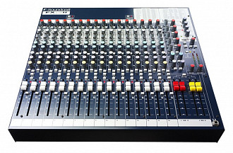 Soundcraft FX16ii микшерный пульт